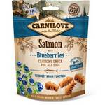 Carnilove Dog Crunchy Snack Salmon&Blueberries 200